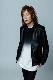 宇都宮隆(TM NETWORK) 6年ぶりソロアルバムでつんく♂、尾崎亜美と初タッグ