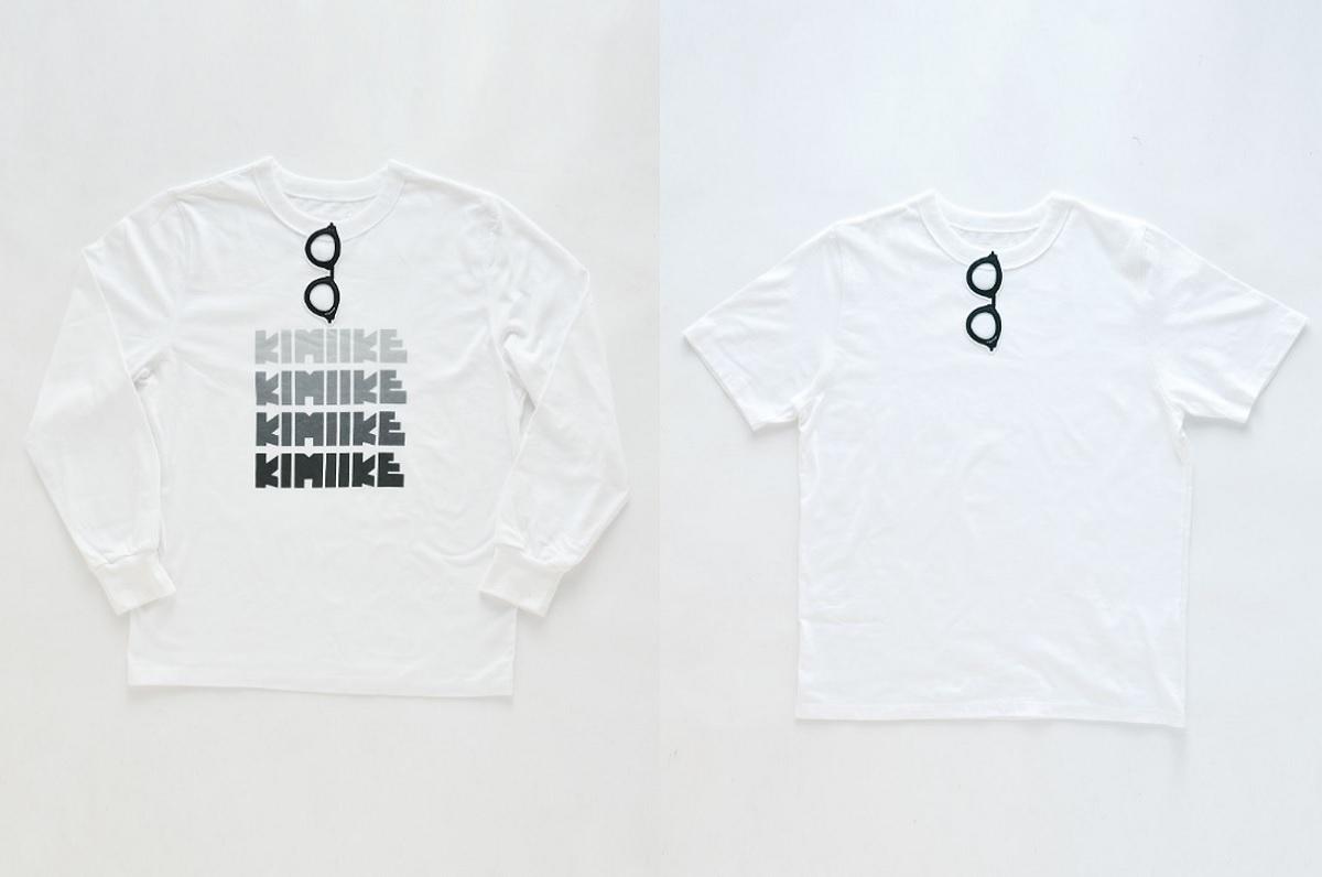 【SUPERTHANKS】「きみイケ」ロンT、Tシャツ