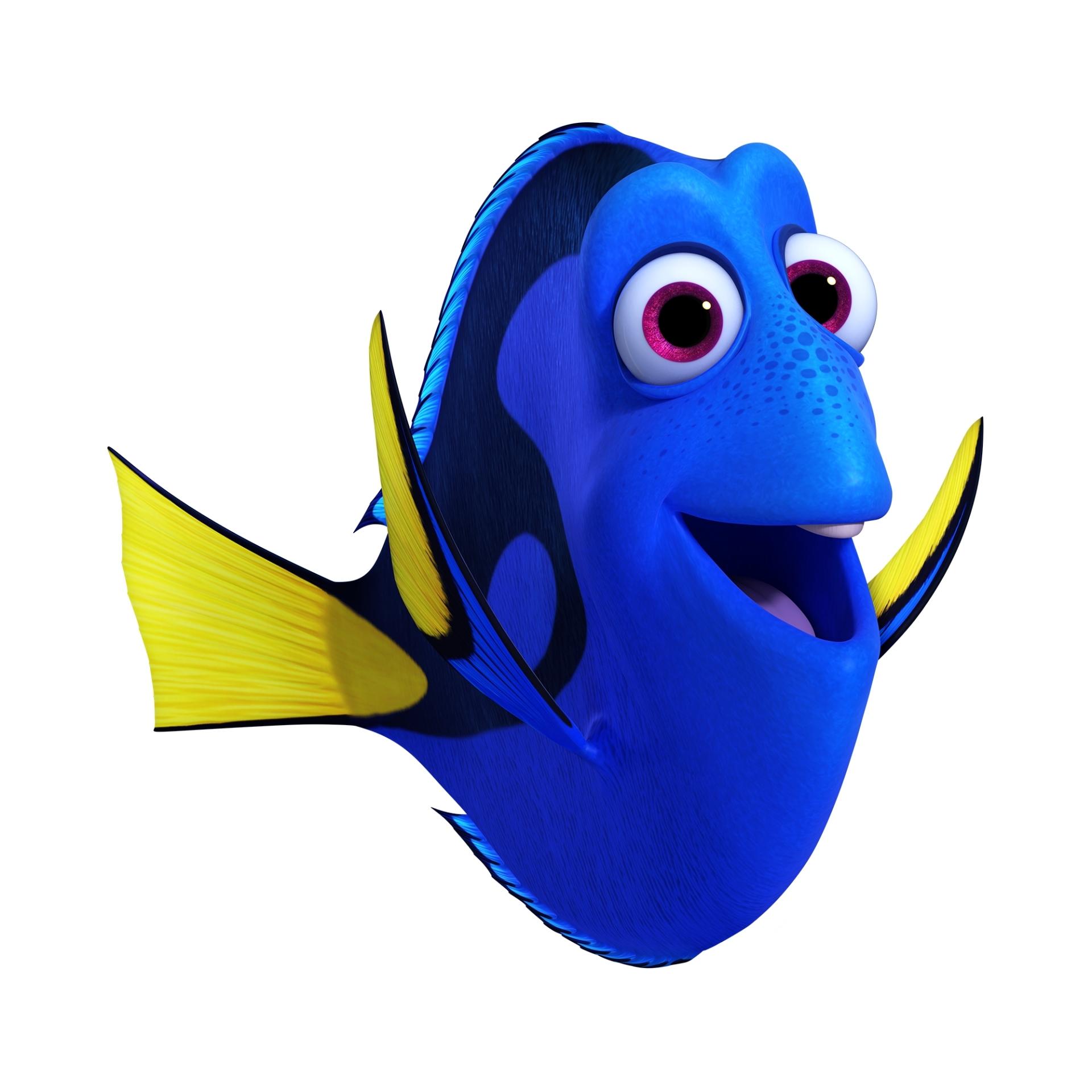 ドリー  ©Disney/Pixar