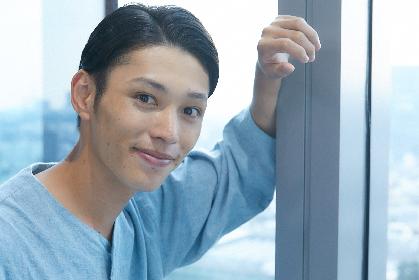 """舞台『野球』飛行機雲のホームラン ~Homerun of Contrail 主演の安西慎太郎にインタビュー「今回、""""型破りできてるな""""って実感があるんです」"""