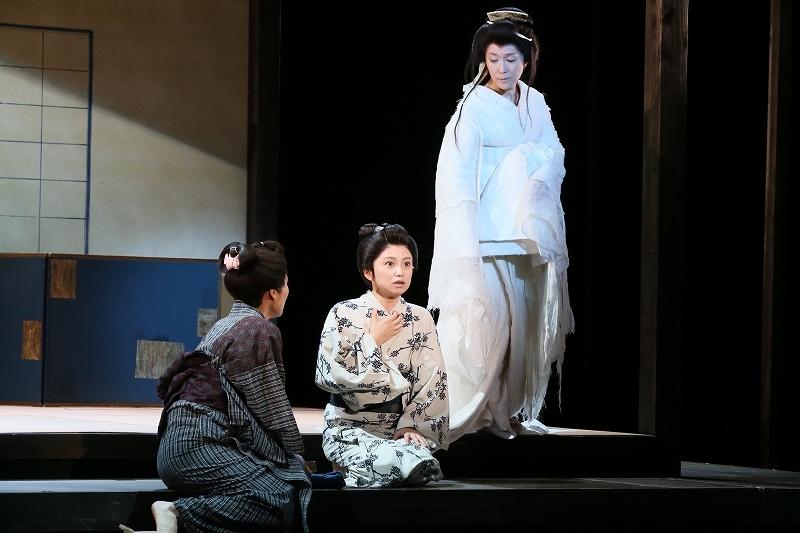 (左から)深谷 美歩、 永作 博美、 博美、 若村 麻由美