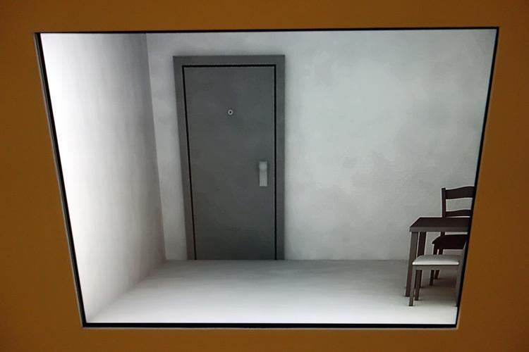 《部屋(監視Ⅰ)》2006/2017年