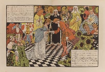 絵本の基礎をつくった画家の芸術を紹介 『絵本はここから始まった− ウォルター・クレインの本の仕事』が開催に