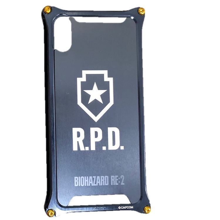 BIOHAZARD RE:2「R.P.D」iPhoneX/XS用ケース