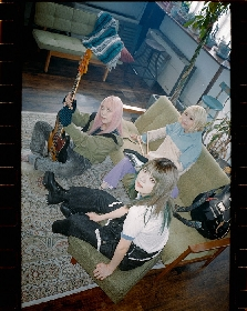 the peggies、ニューアルバム『The GARDEN』より、新曲「ドラマチック」MVが9/28プレミア公開決定