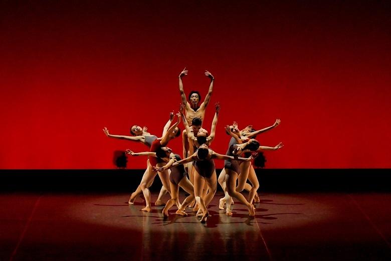 野間バレエ団「ボレロ・フェニーチェ」(2018.2.11  栂文化会館) 写真提供:野間バレエ団