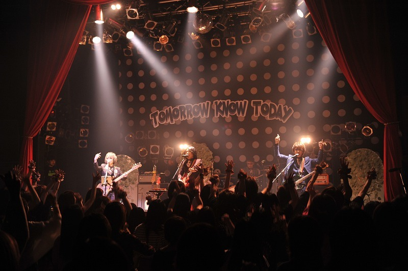 The Benjamin ONEMANSHOW TOUR2017春「BOYS WILL BEGIN」FINAL『Tomorrow know today』