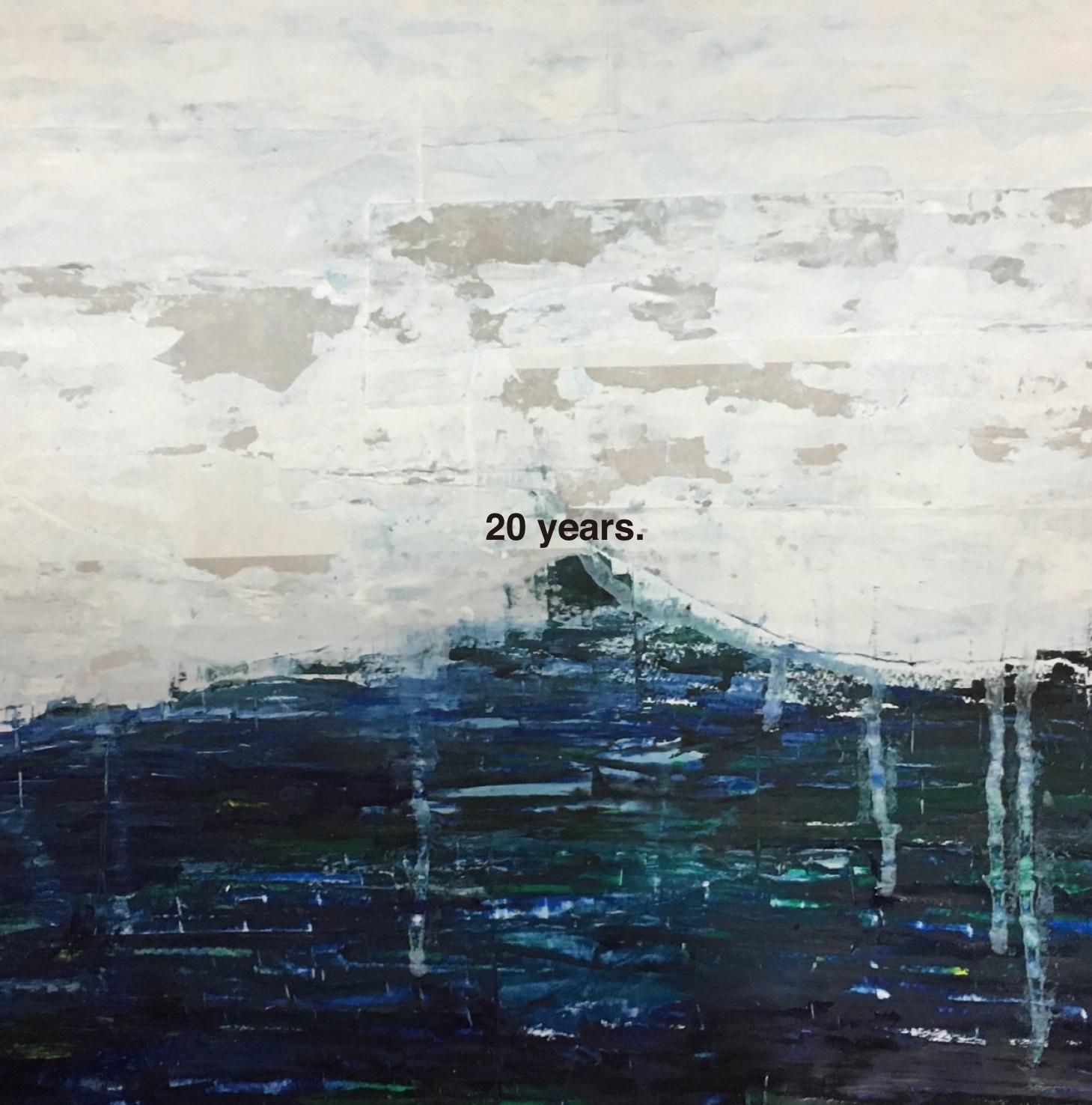 BEST ALBUM 「20 years(トウェンティ イヤーズ)」