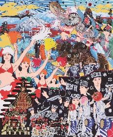 野田秀樹、総監修『東京キャラバン2019』 全国5か所での開催と、近藤良平、木ノ下裕一、新たに福原充則の参加を発表