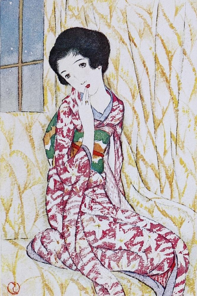 MATEDOKURASEDO 昭和3年(1928)