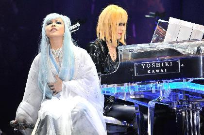 YOSHIKIとHYDEの名曲共演にDAIGO「これは完全にKGT…神々の集いだな」、VAMPS主催『HALLOWEEN PARTY 2017』最終日レポ