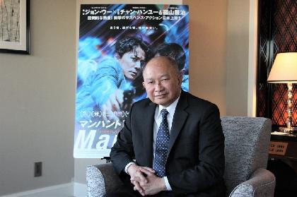 ジョン・ウー監督インタビュー「アクションのためのアクションではない」映画『マンハント』日本での撮影に込めた想いとは