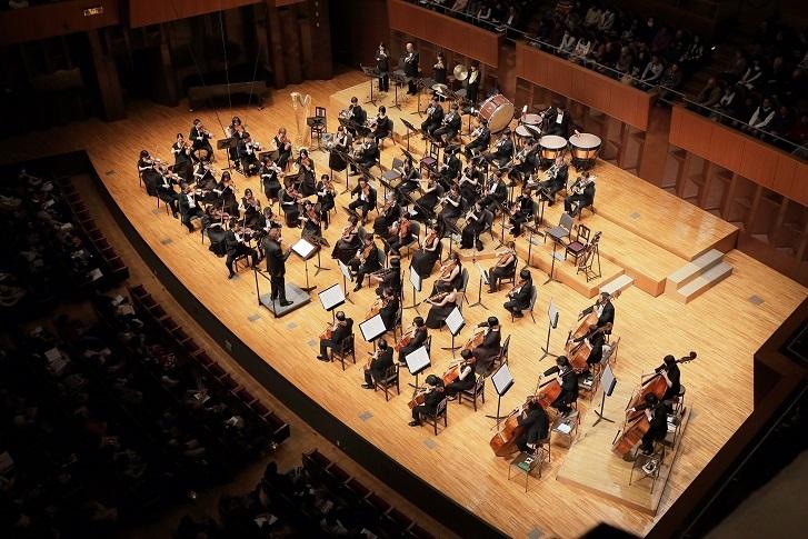 関西フィルは、関西から世界へ挑戦するオーケストラを目指します! (C)s.yamamoto