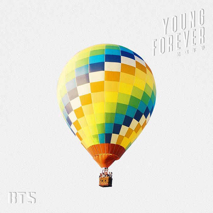 防弾少年団『花様年華 Young Forever』