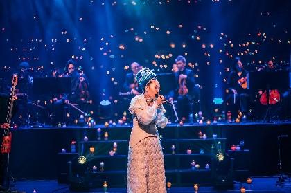MISIA 中国の歌番組へ出演し復興応援ソング「明日へ」を熱唱