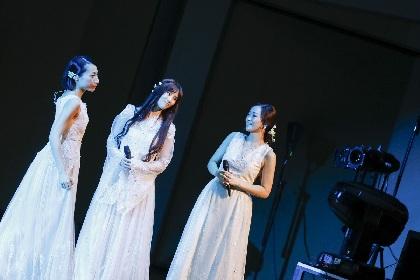 "『Kalafina Acoustic Tour 2017 〜""+ONE"" with Strings〜』初日座間公演が終了 オフィシャルレポと共に10周年に向けたコメントも到着"