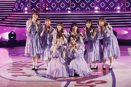 乃木坂46、1期生のみのライブを実施 ラストはデビューシングルのカップリング曲「左胸の勇気」で締める