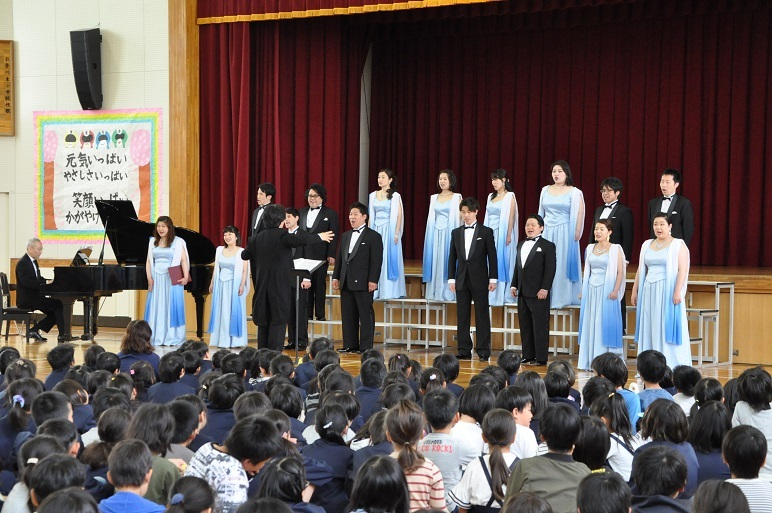 学校巡回公演