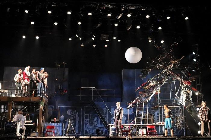ブロードウェイミュージカル『RENT』来日公演2018