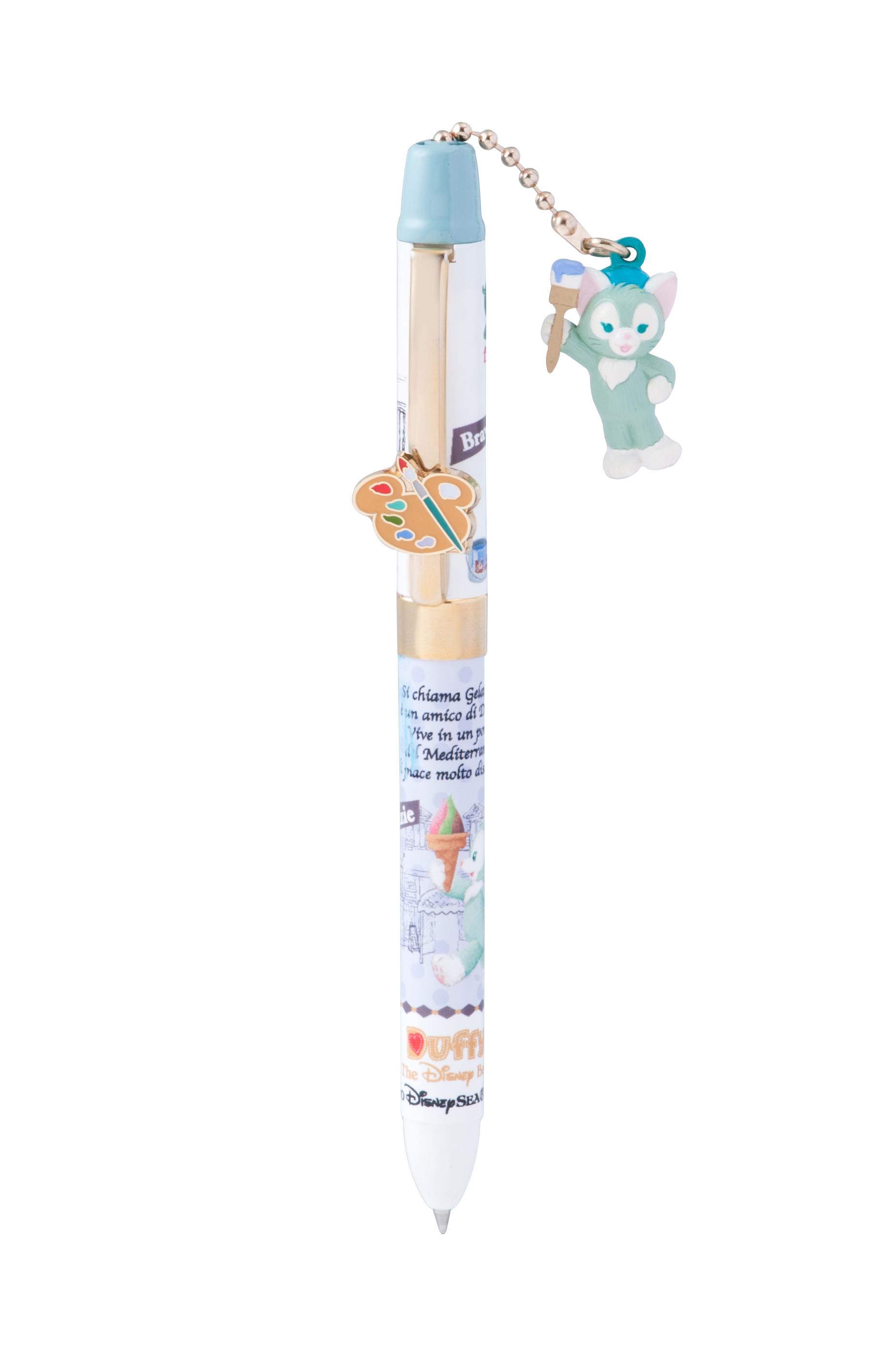 シャープペン&2 色ボールペン  ©Disney