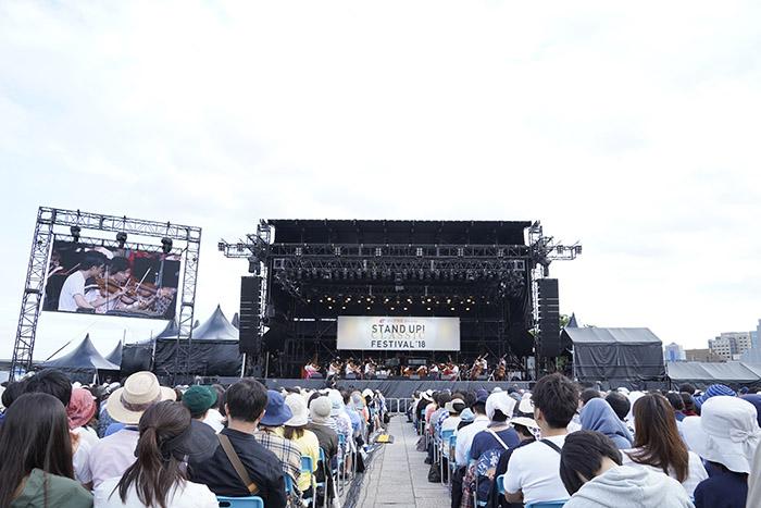 「クラシック in アニメ」STAND UP! ORCHESTRA  [撮影:石ヶ森三英]