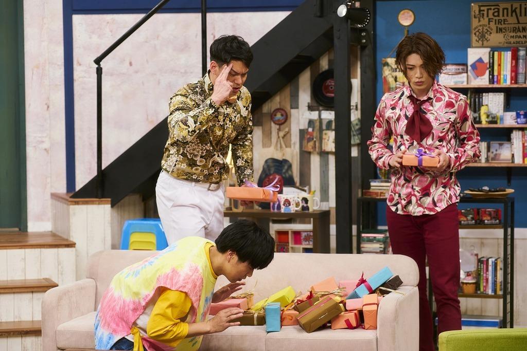 「テレビ演劇 サクセス荘3」第6回より (C)「テレビ演劇 サクセス荘3」製作委員会