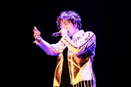 世界レベルのエンターテイナー・三浦大知の「BEST=最上級」を目撃 大阪城ホール公演をレポート