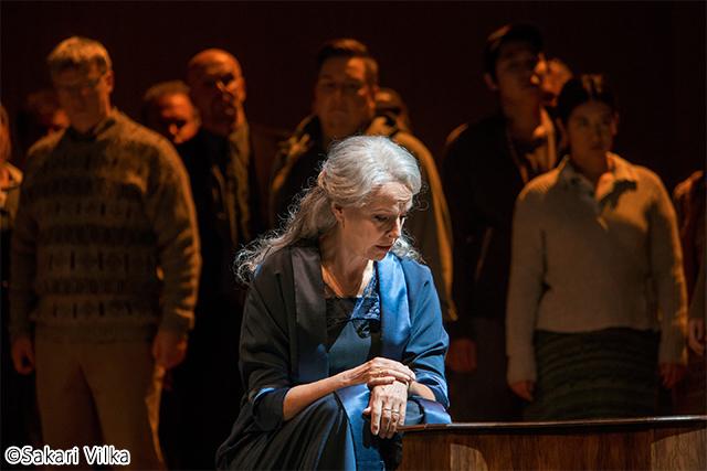 フィンランド国立歌劇場 歌劇『秋のソナタ』