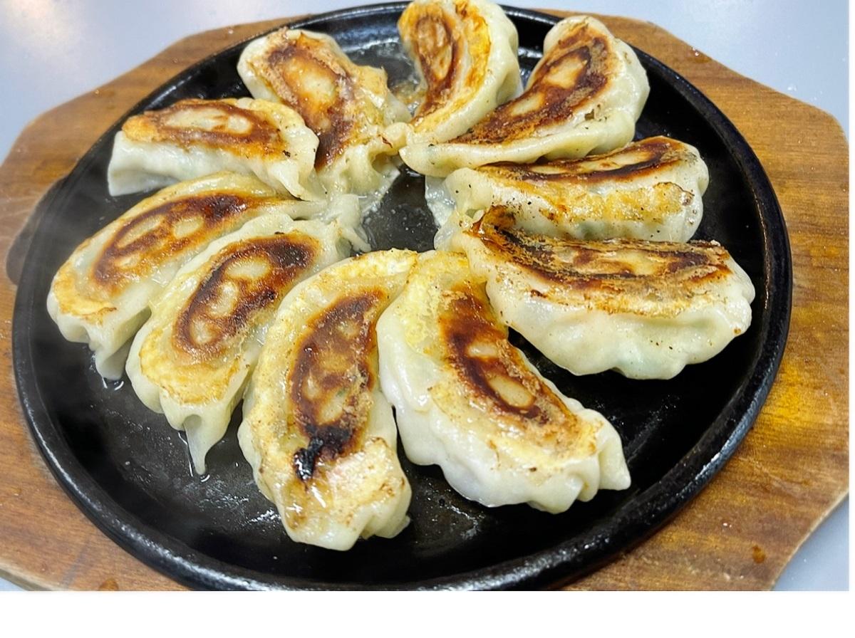 肉汁爆弾餃子(愛知県)