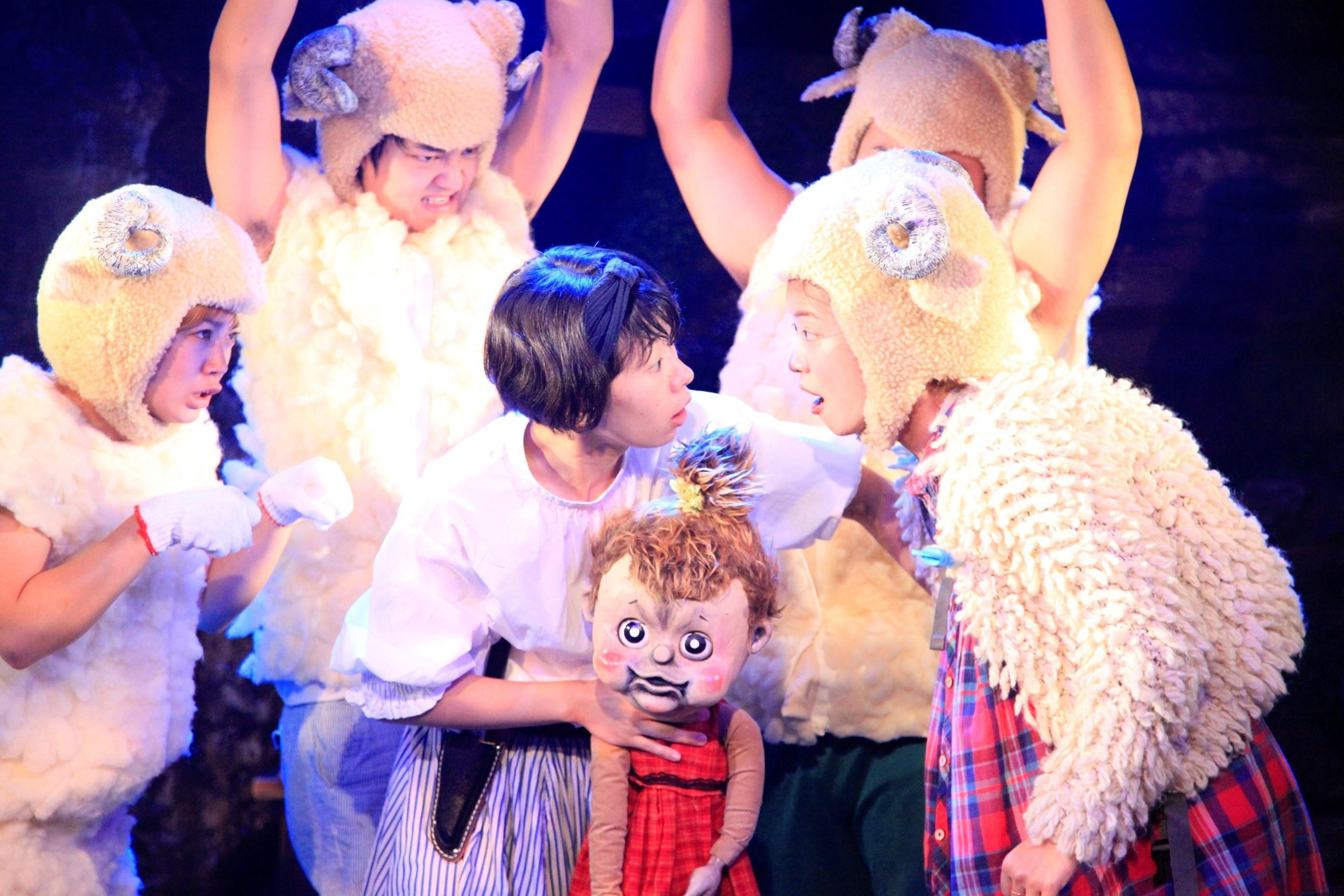 劇団コノエノ!『スタディー・イン・ニュージーランド』 (C)HIROKI NAKASHIMA