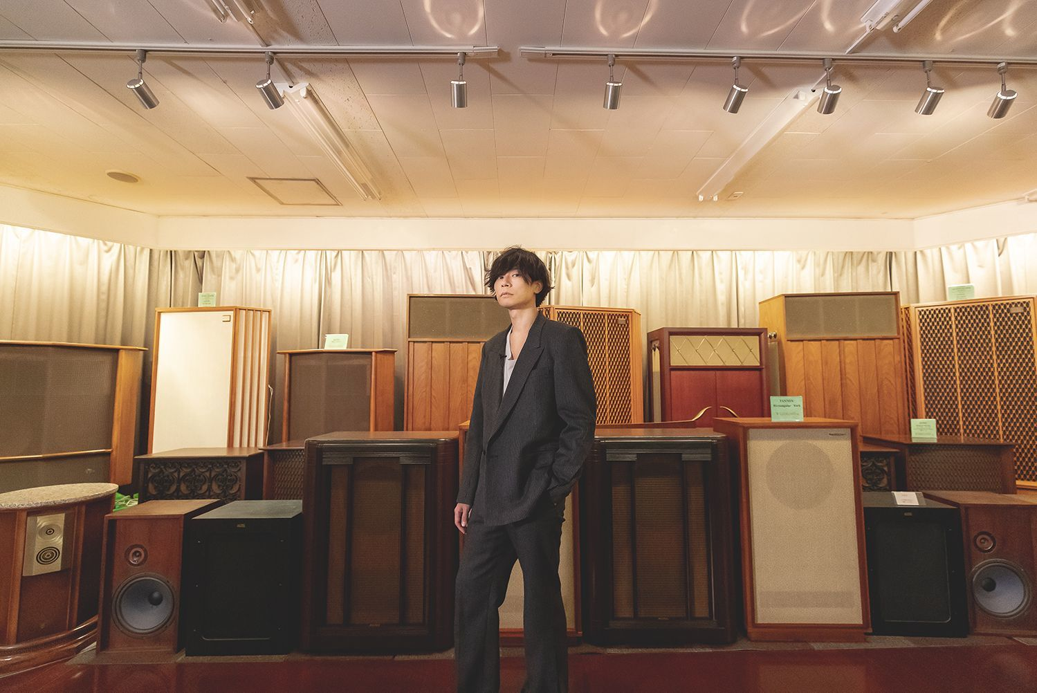 [Alexandros]川上洋平  Photo=伊藤愛輔