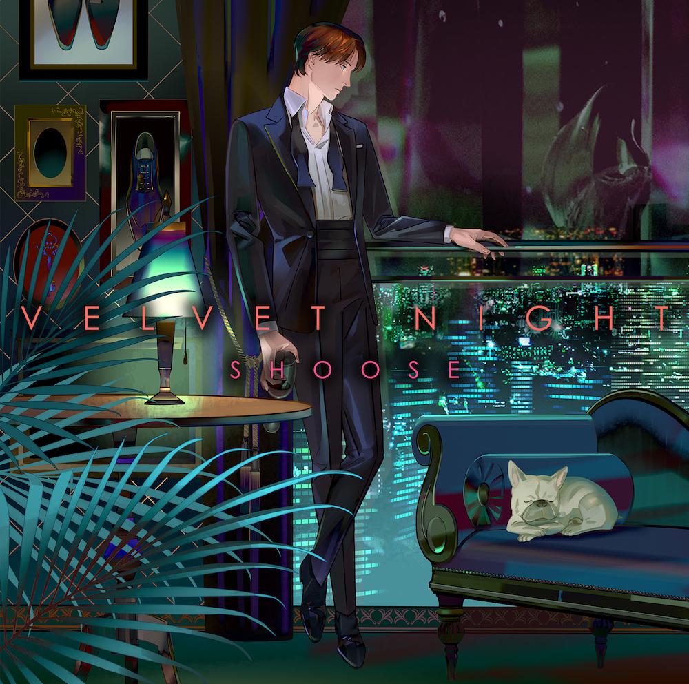 『Velvet Night』通常盤