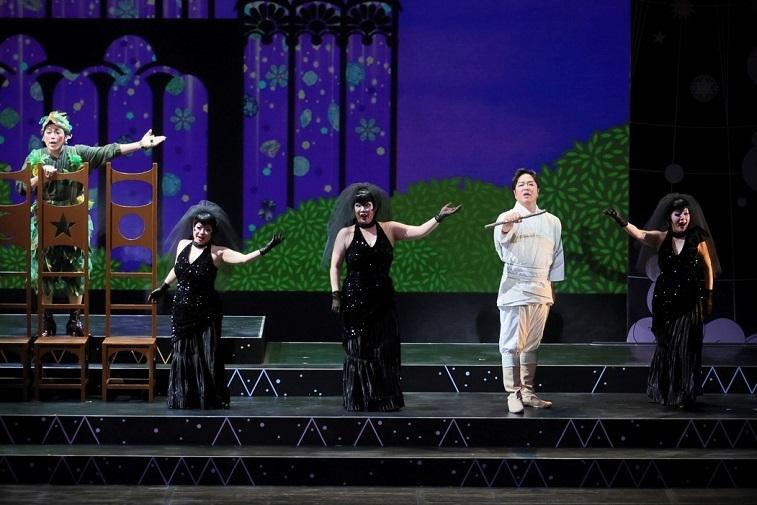 オペラへの招待 歌劇「魔笛」清水徹太郎(タミーノ)