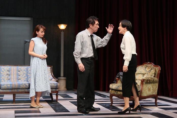 撮影:宮川舞子(8/24『出口なし』ゲネプロにて)