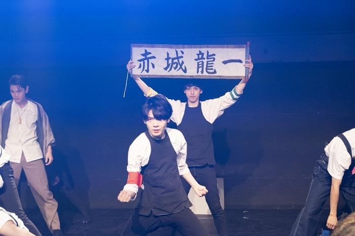 (左から)鈴木康介 赤城龍一 小原汰武