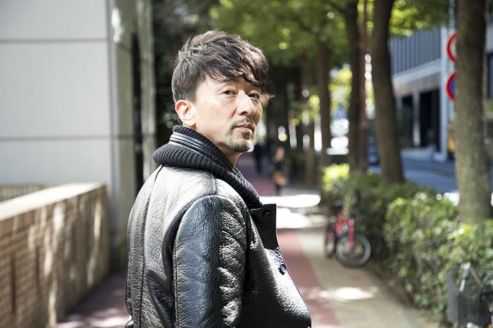 岡幸二郎 (撮影:高橋定敬)