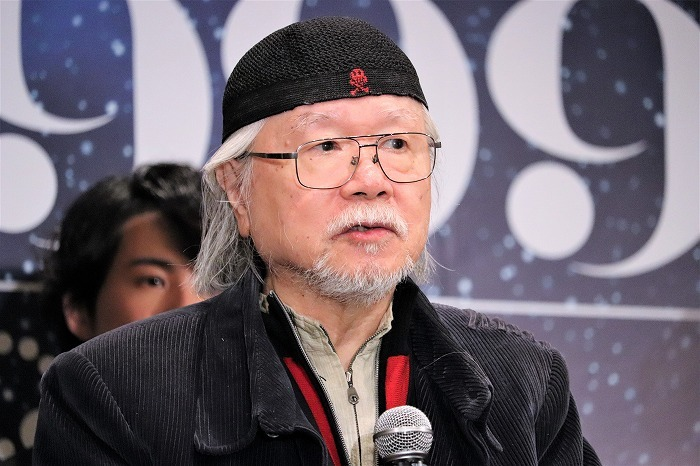 御年80歳!松本零士先生