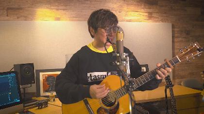 岡野昭仁、配信音楽番組の特別編をスペースシャワーTVで放送 弾き語り映像やスガ シカオ・高橋優・山村隆太とのトークも