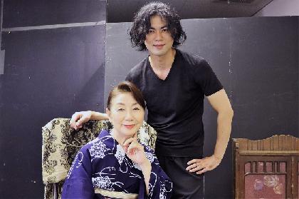 音無美紀子×上原理生インタビュー~日本人の強さとあたたかさを描く『にっぽん男女騒乱記』
