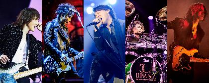 LUNA SEA「30年やって、いまが一番カッコいい!」過去を超え続けるバンドの精神性を観た【『LIVE LUNATIC X'MAS 2019』初日レポート】