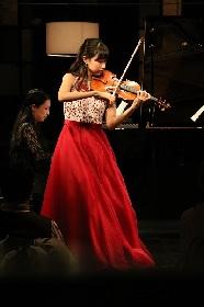 ヴァイオリニスト荒井里桜が生み出した清新な音色の魅力