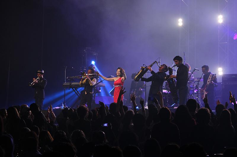東京スカパラダイスオーケストラ、マルシア