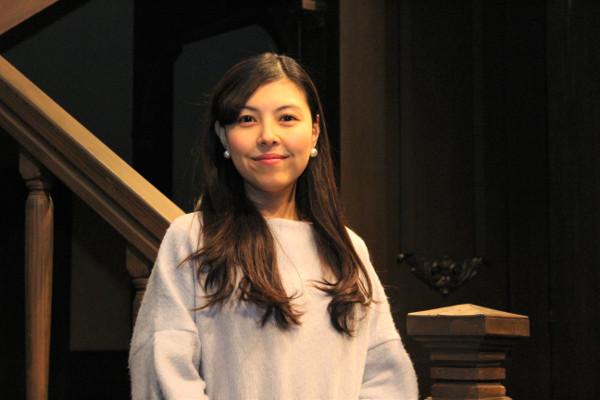 尾身美詞 撮影=Hirayama Masako