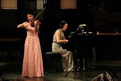 ヴァイオリニスト北川千紗が届けたドラマ性に富んだ音楽世界