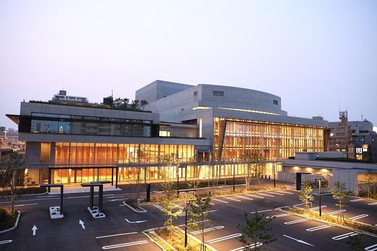 2019年の10月にオープンした堺市民芸術文化ホール(愛称はフェニーチェ堺) (C)石川拓也