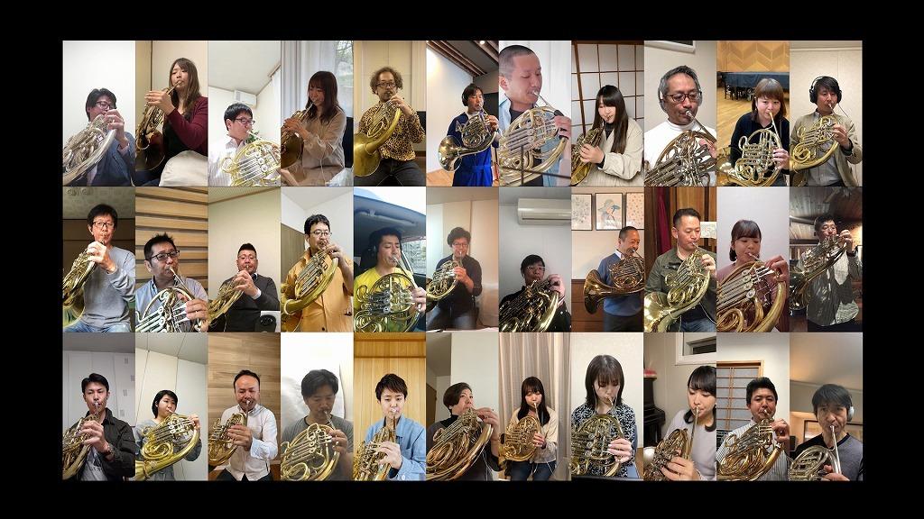 Japan Horn Sound「ジュピター」