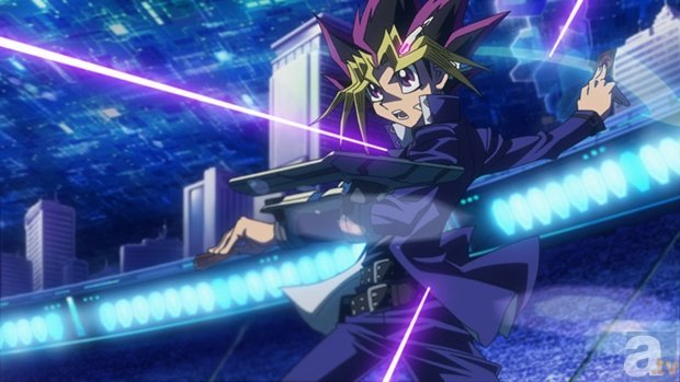 劇場版『遊☆戯☆王』シネマイレージキャンペーン映像が解禁