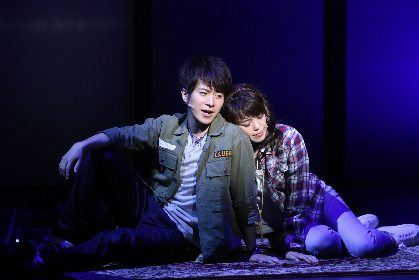 韓国ロマンティック・コメディ・ミュージカル『あなたの初恋探します』の日本版が村井良大、彩吹真央、駒田一のオリジナルキャストで再び上演!