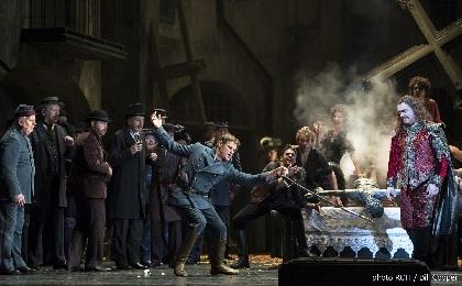 英国ロイヤル・オペラが4年ぶりに来日 『オテロ』『ファウスト』を総勢300名で上演