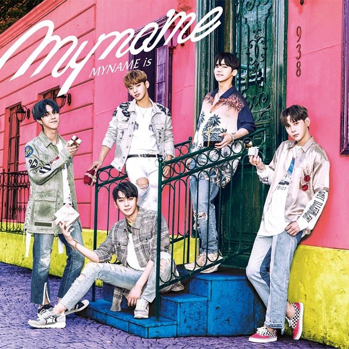 アルバム『MYNAME is』通常盤
